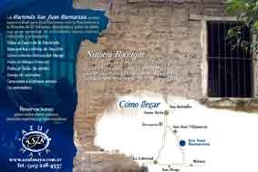 Postal San Juan Buenavista, del otro ladito